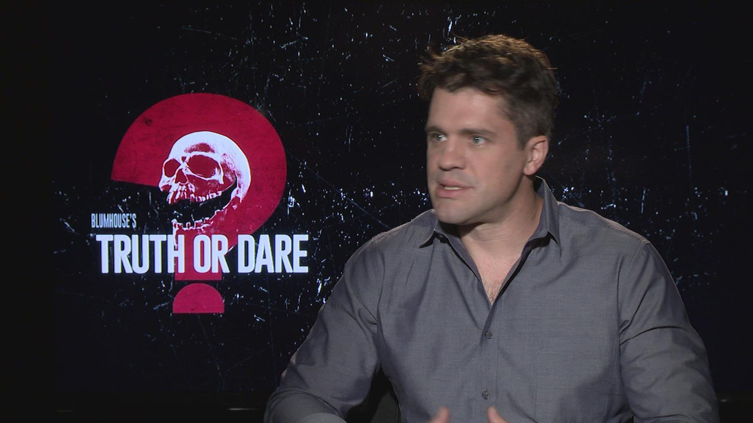 Truth or Dare Director on What Makes A Good Blumhouse Film (And That Creepy Face)