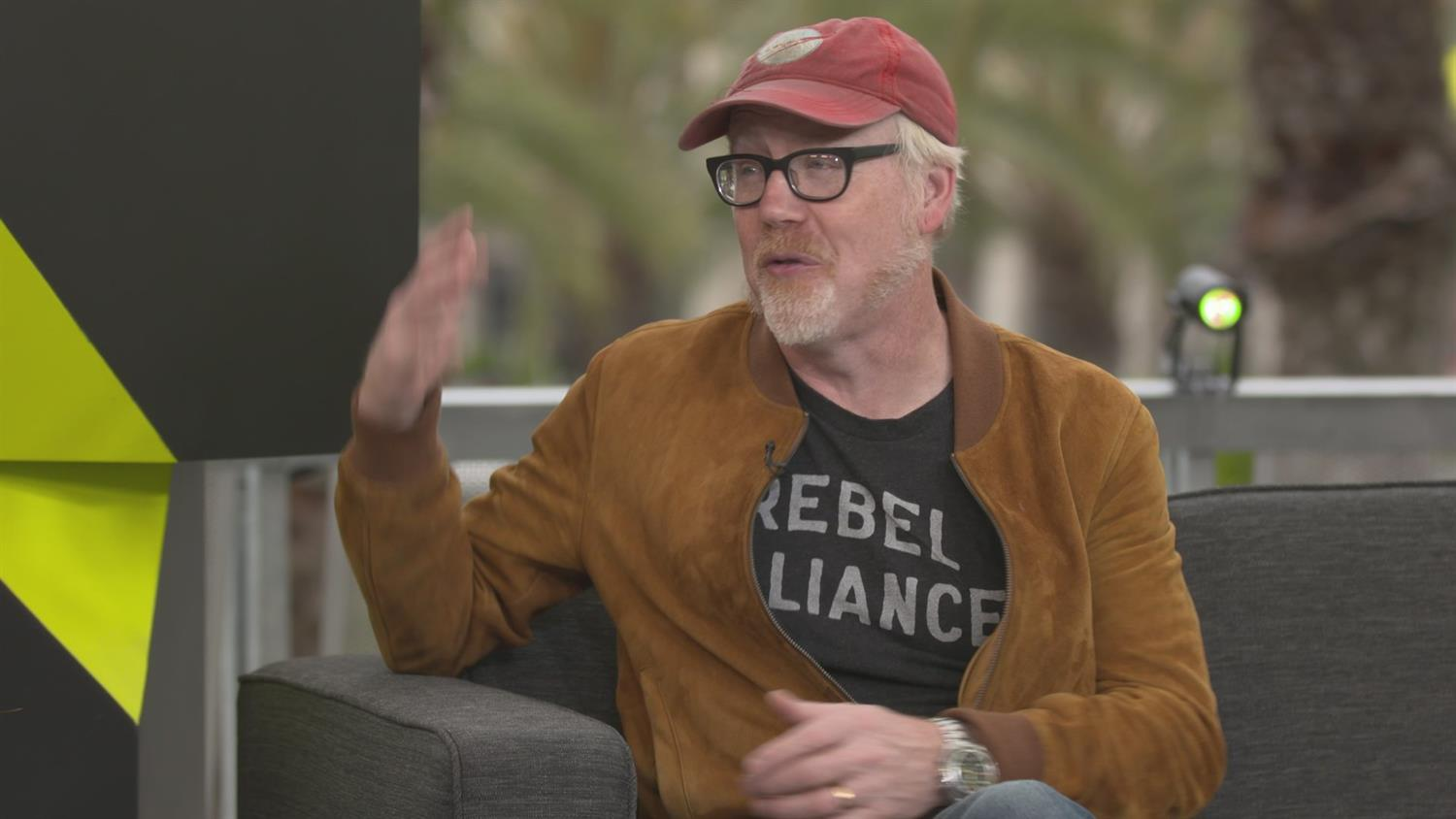 Here's How Adam Savage Was Busted While Incognito At San Diego Comic-Con 2018