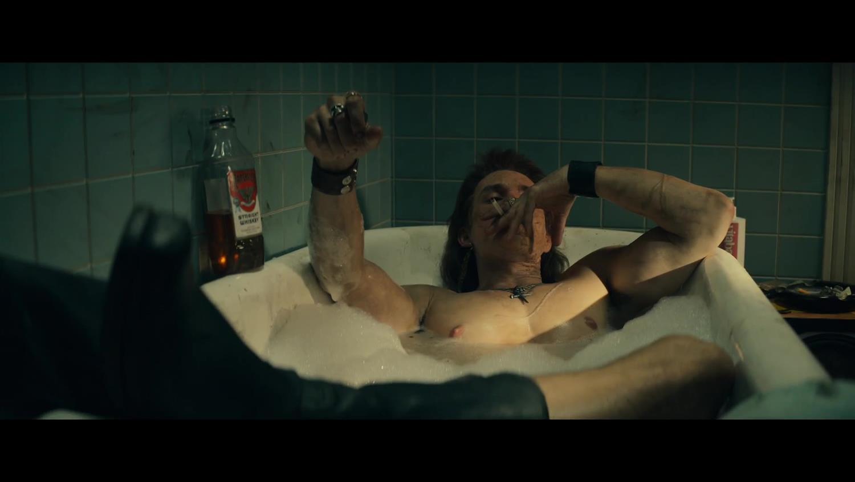 Bathtub Confessional