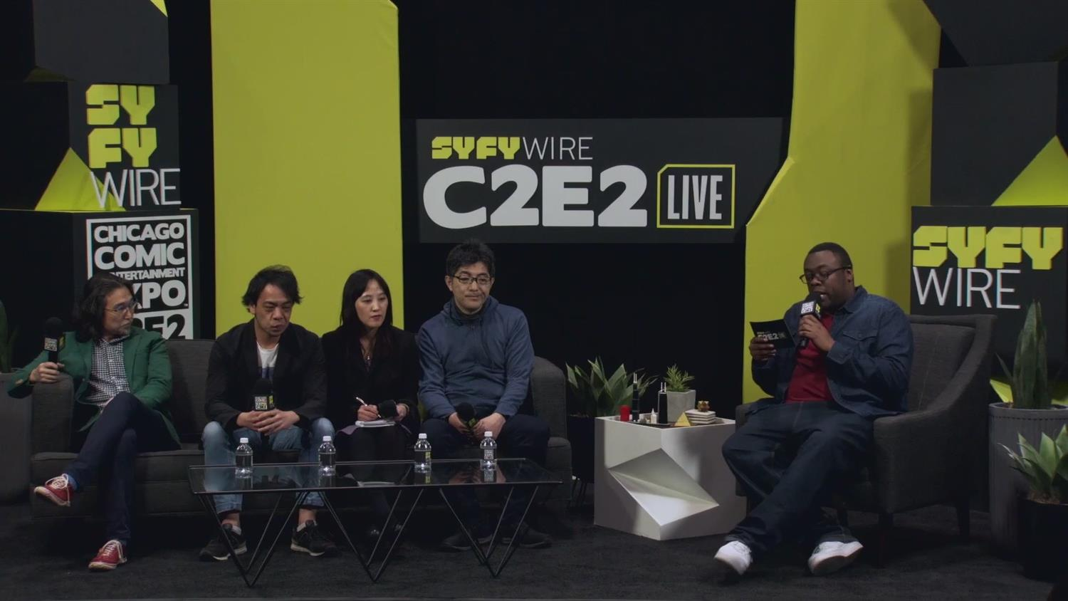Afro Samurai Director Reveals New Funimation Project (C2E2 2019)