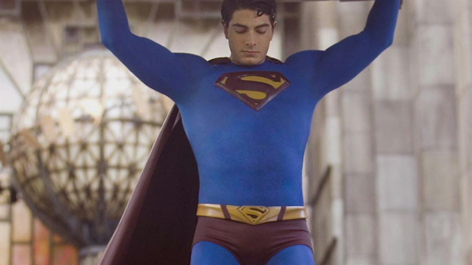 Brandon Routh on Superman's 80th Anniversary & What He Represents