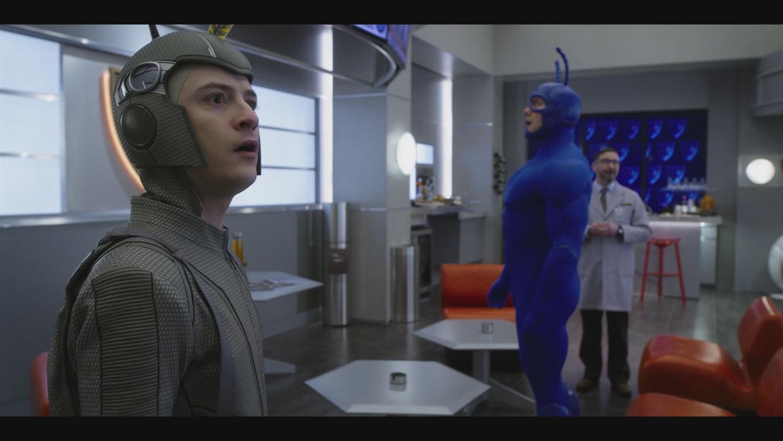 "The Tick - Season 2 Exclusive ""A.E.G.I.S. Breakroom"