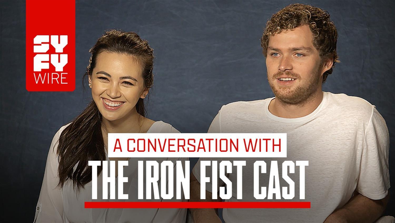 Iron Fist's Finn Jones and Jessica Henwick Preview Season 2