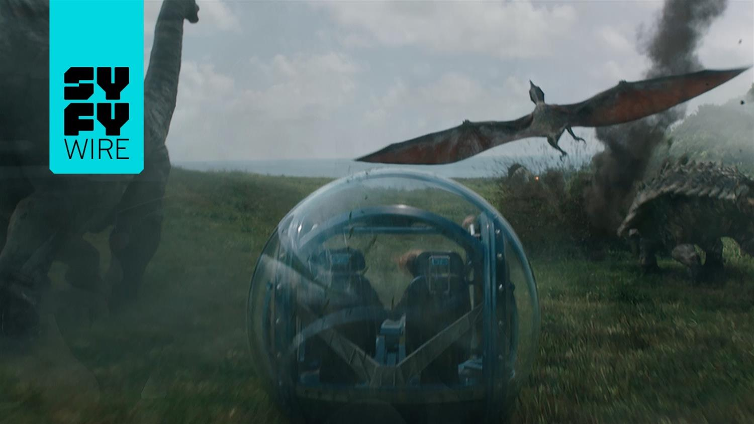 The Science Behind Jurassic World: A Paleontologist Speaks