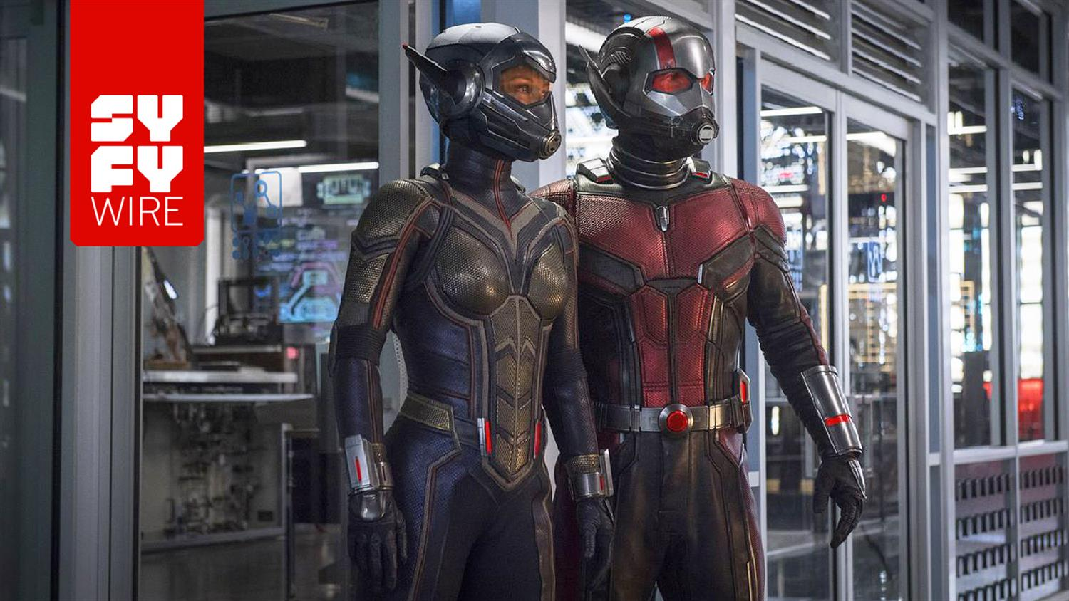 Ant-Man & The Wasp: Ultimate Movie Primer – – Watch | SYFY WIRE