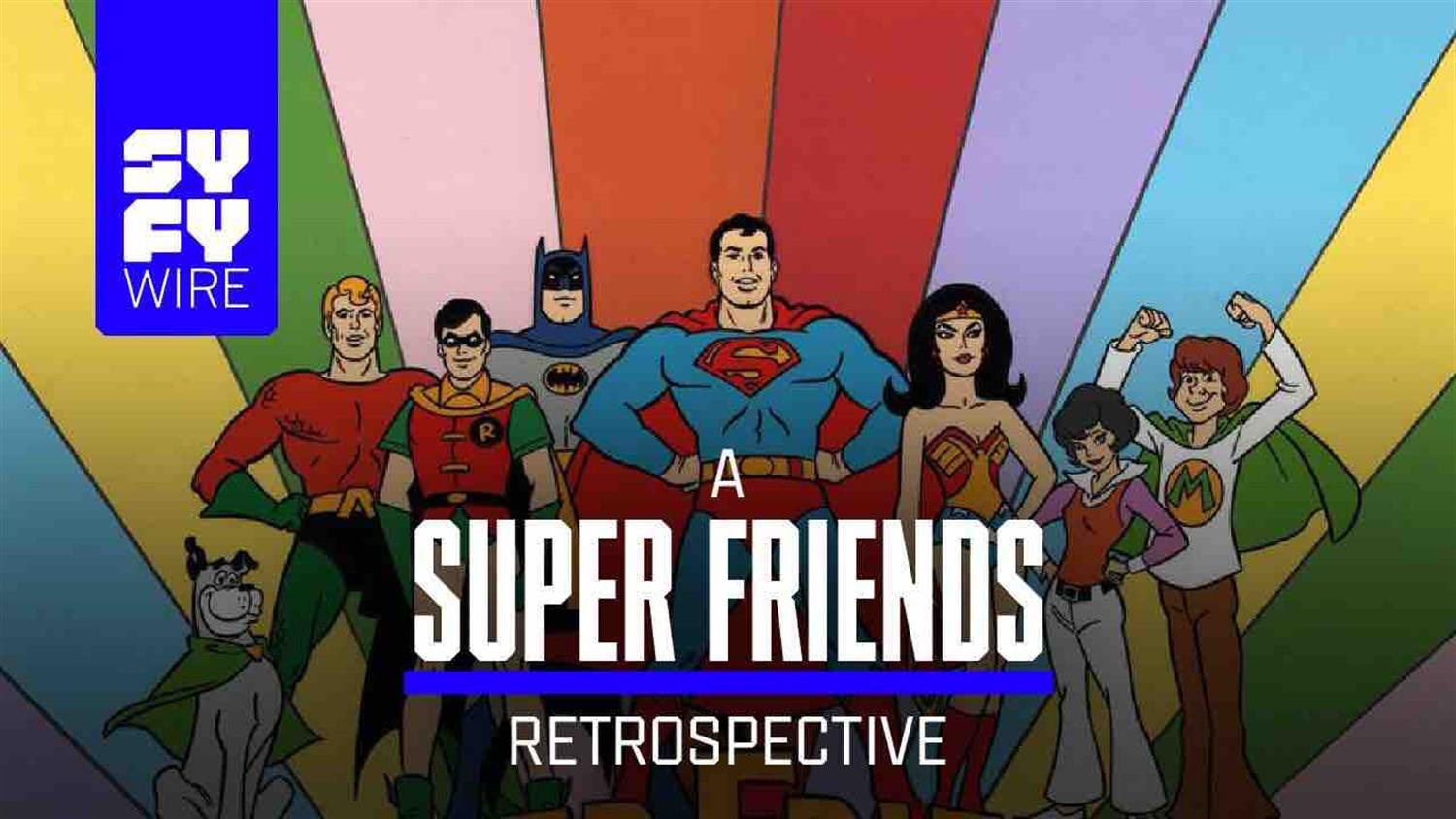 Super Friends: The Greatest Team Ever? (A Look Back)