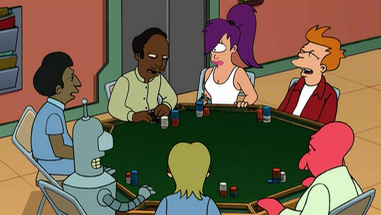 Syfy   Watch Full Episodes   Poker Night