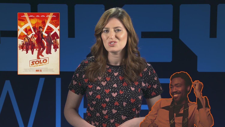 Star Wars' Lando Calrissian in 2 Minutes