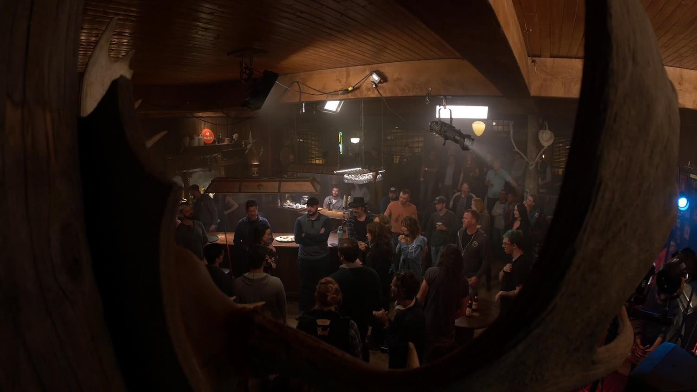 Behind the Scenes: Karaoke Hoedown Feat. Zoie Palmer