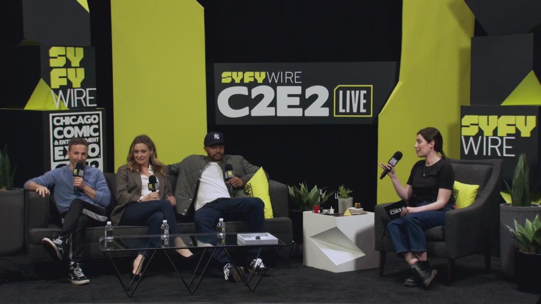 Clueless Reunion Reveals Kanye West Inspiration (C2E2 2019)