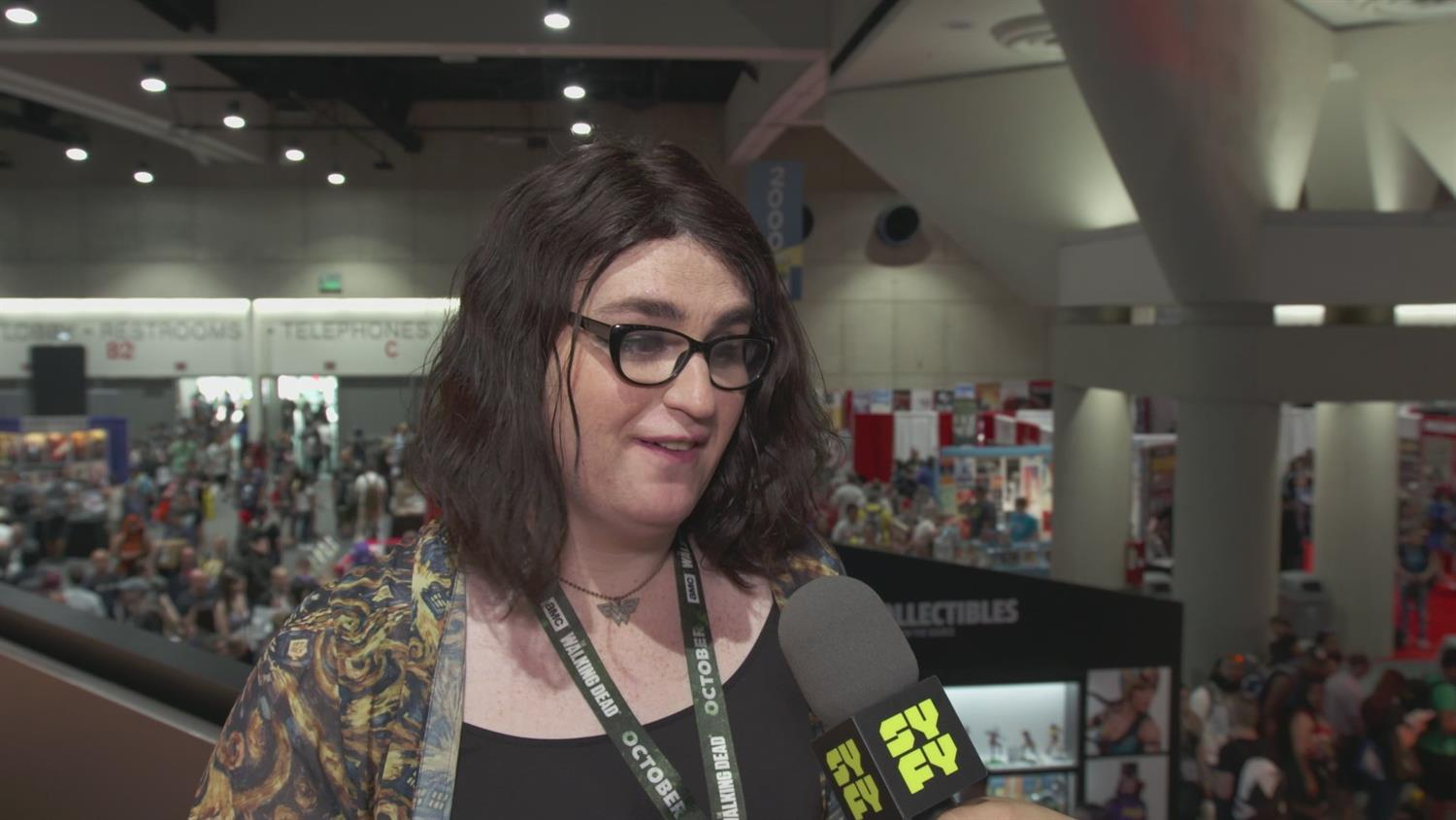 Eternity Girl's Magdalene Visaggio on Mental Health in Comics & Young Animal