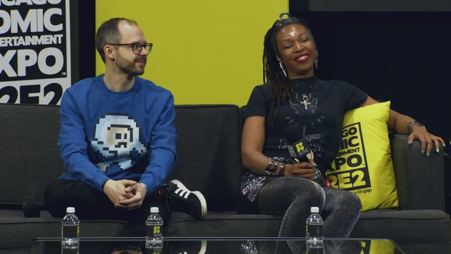 Black Panther Roundtable on Creating a Diverse Cast of Characters (C2E2 2019)