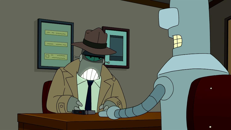 Bender the Witness