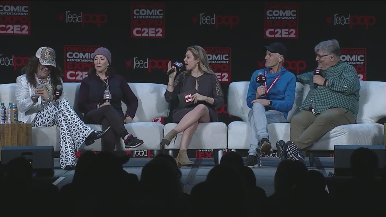 The Cast of Animaniacs: Full Panel (C2E2 2019)