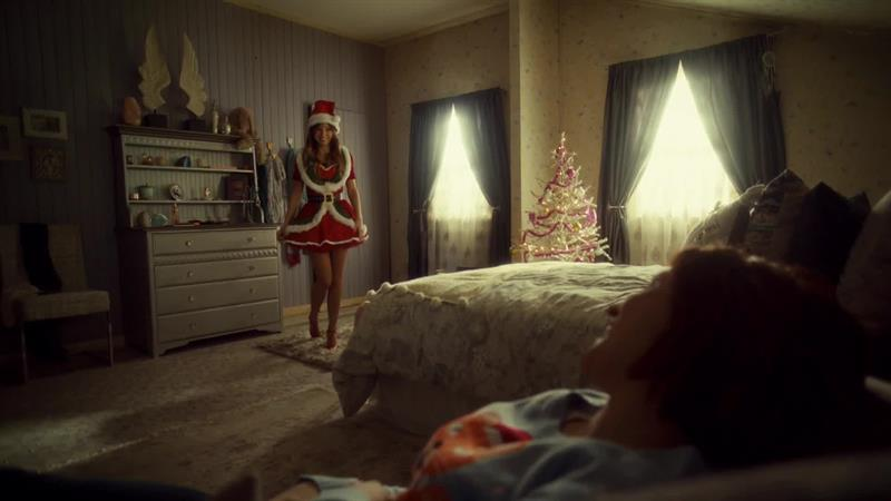 Hottest WayHaught Moments - Santa Baby