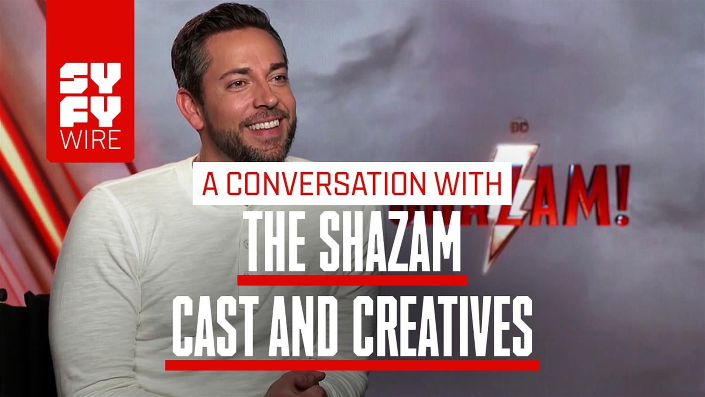 Shazam vs. Superman: Zachary Levi On Who Would Win