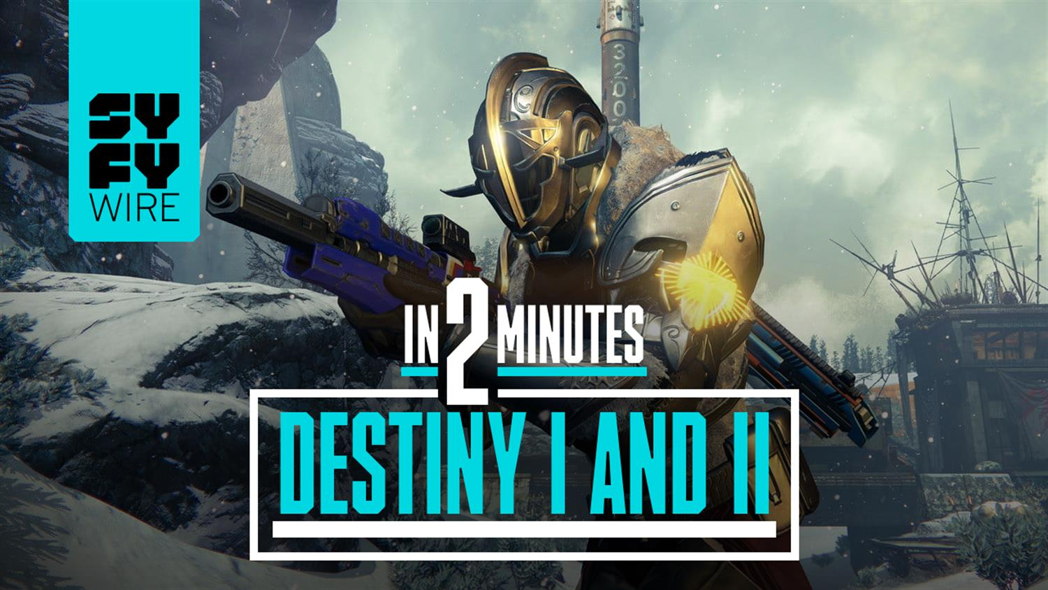 The Destiny Games In 2 Minute