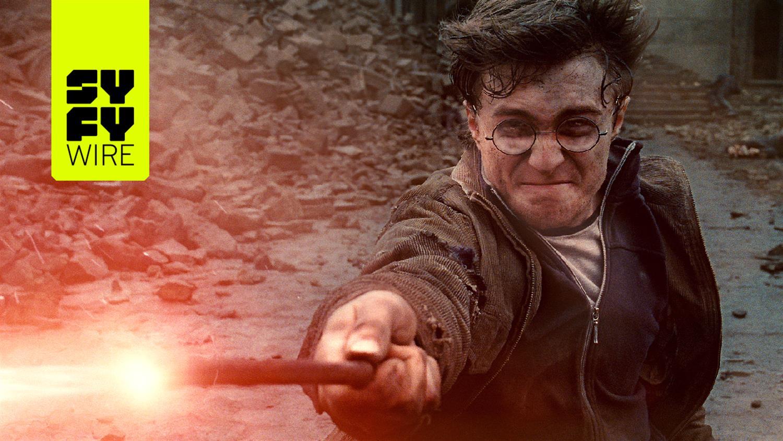 Watch The Secrets Of The Harry Potter Films Revealed
