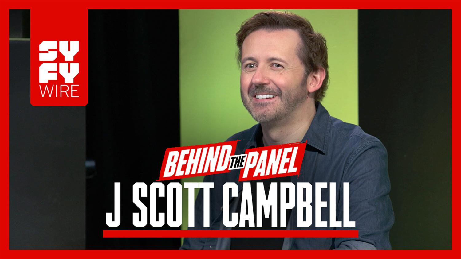 Spider-Man Was Always The Goal: J. Scott Campbell's Story (Behind the Panel)