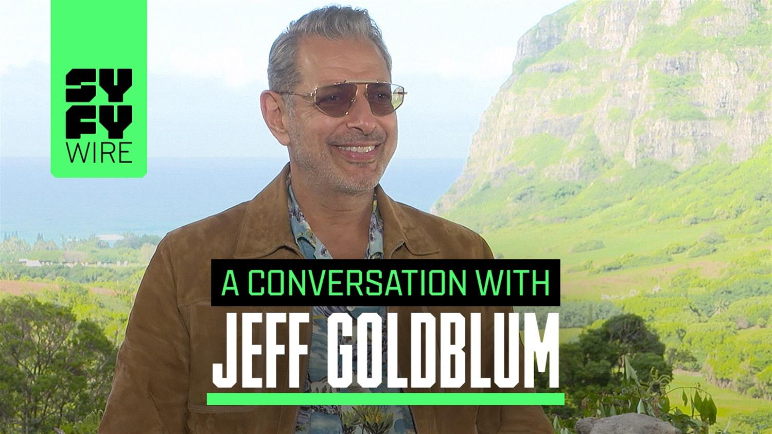 Jeff Goldblum Sings And Might Crash Our Wedding