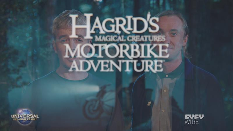 Big News: Hagrid's Magical Creature Motorbike Adventure Is Coming!