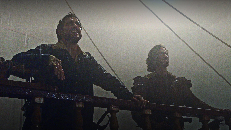 Immortal Voyage of Captain Drake