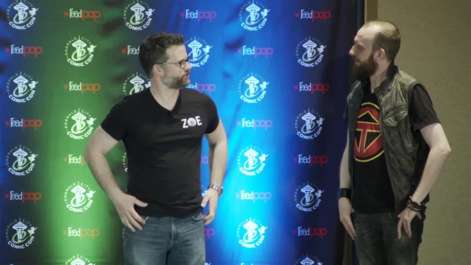 Gamers Live: Capes Optional (ECCC 2019)