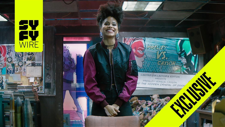 Deadpool 2 Exclusive: Meet Domino