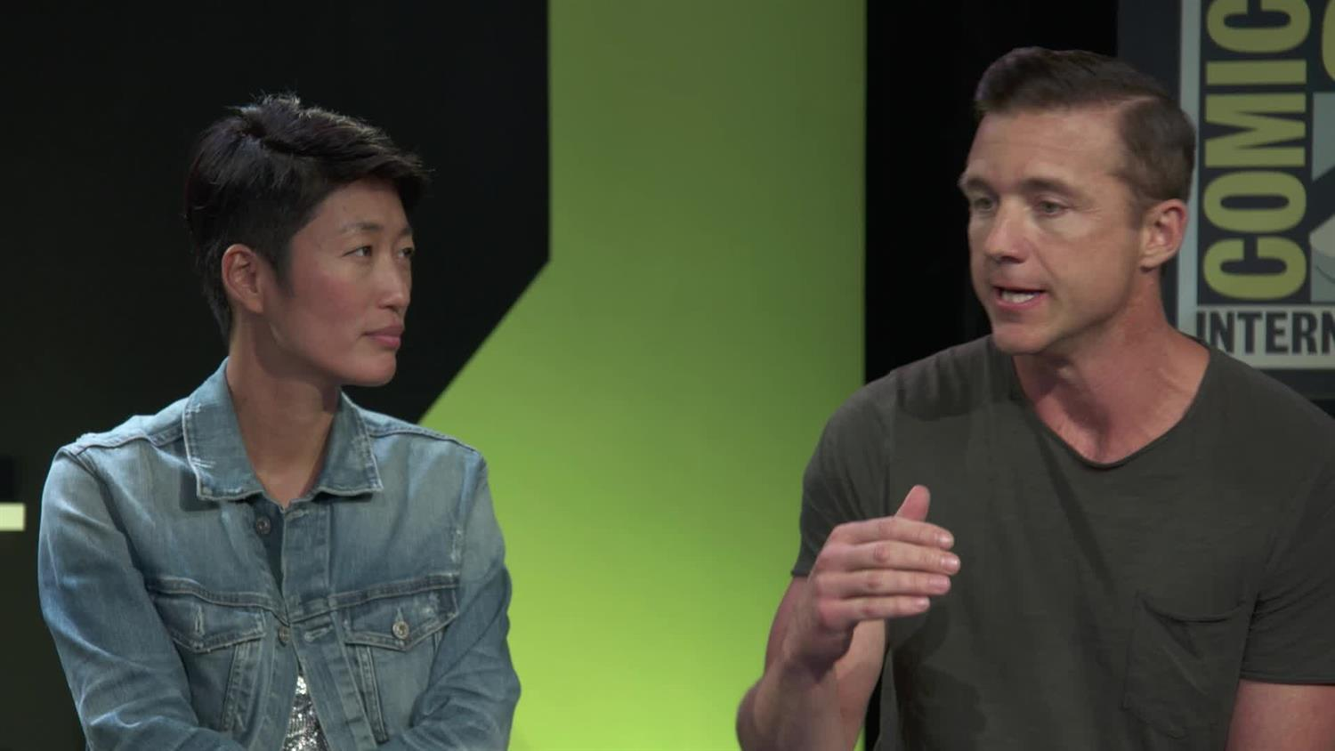 Nat Geo's Mars' Jihae & Jeff Hephner on Season 2 Being More About Relationships