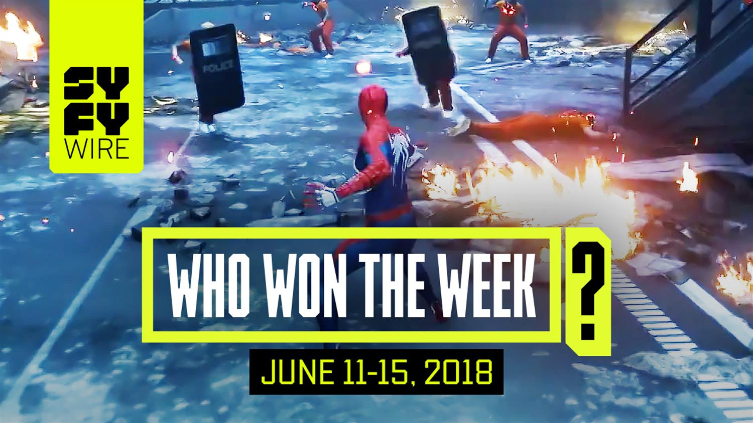 E3 Video Games and Incredibles 2: Who Won The Week For June 11-15