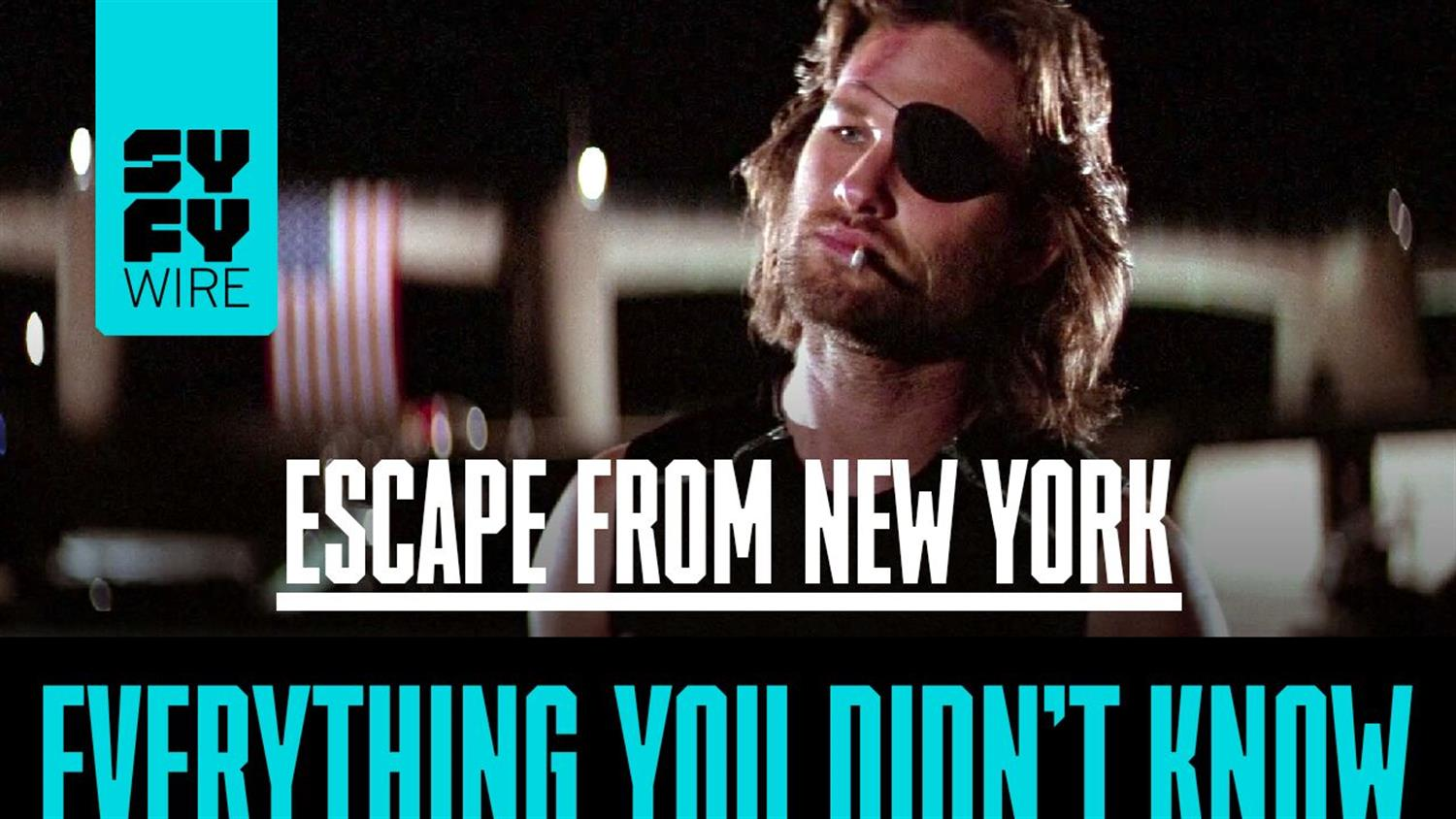 Escape From New York: The Macgyver of VFX Movies (A Look Back)