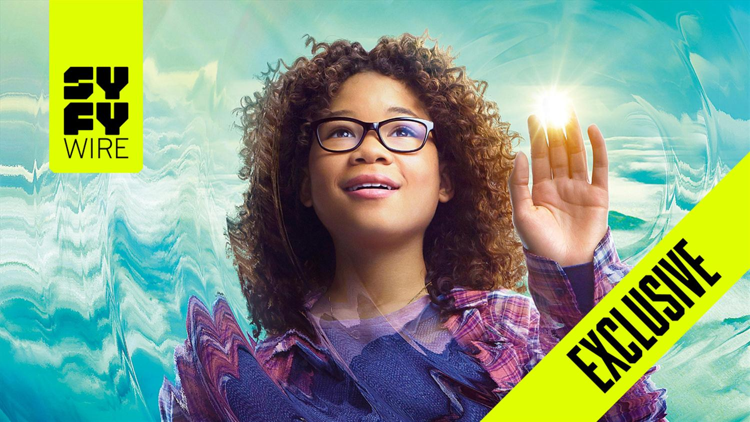 Wrinkle in Time Exclusive: A Journey Through Time