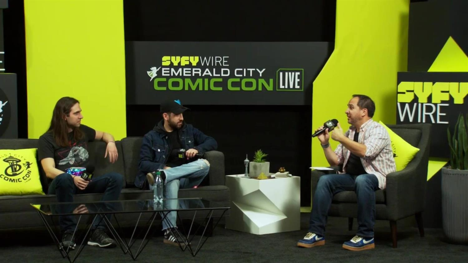 Port Of Earth Creators Talk Fanny Packs And Thought-Provoking Stories (ECCC 2019)