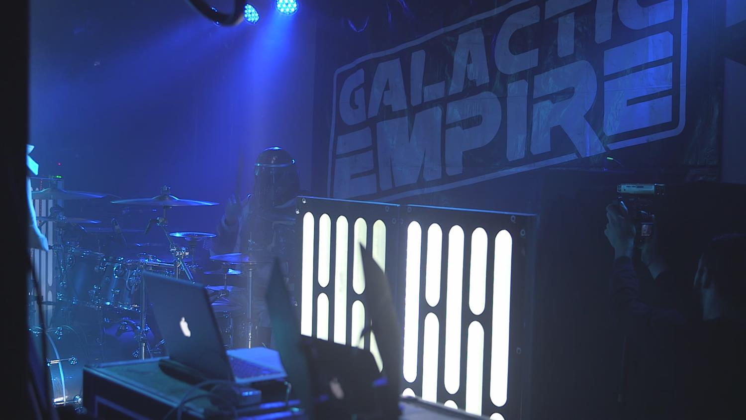 Star Wars Heavy Metal: Meet Galactic Empire