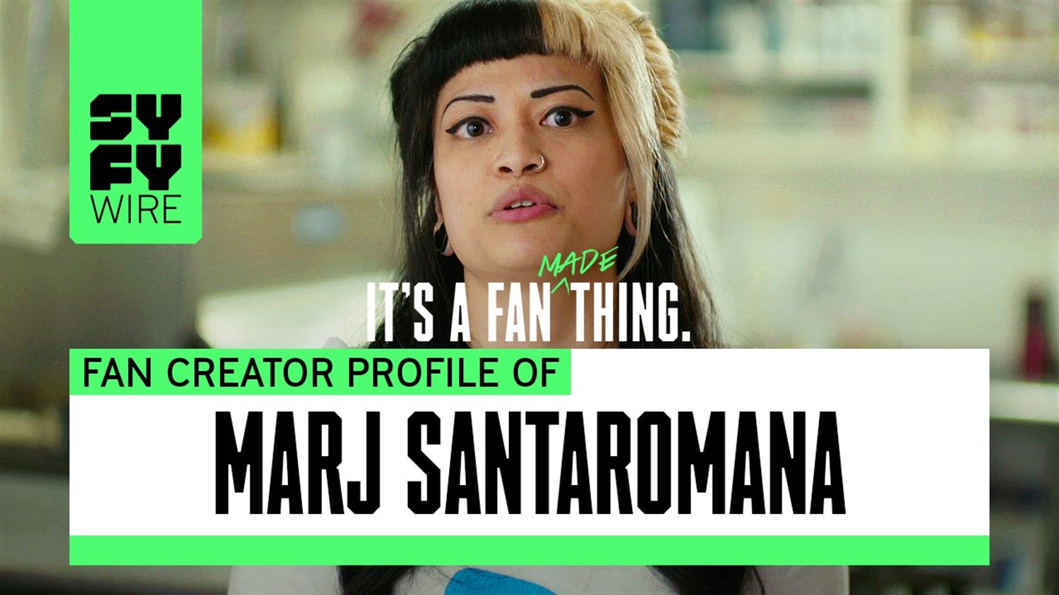 The Most Amazing Cakes You Will Ever See: Marj Santaromana's Story (SYFY WIRE Fan Creators)
