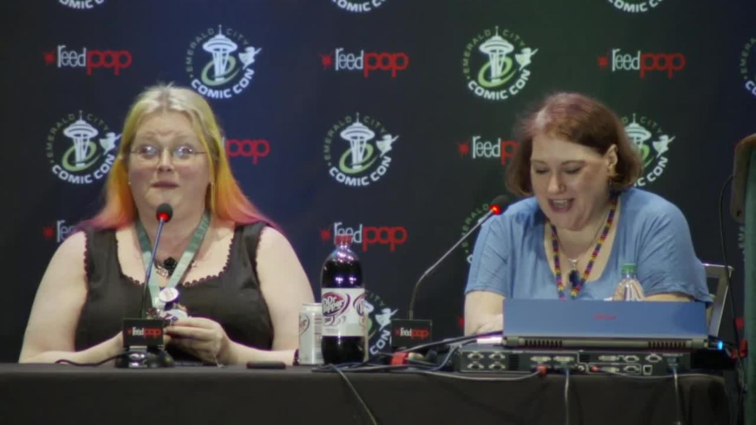 Mixing Fantasy With Other Genres (ECCC 2019)