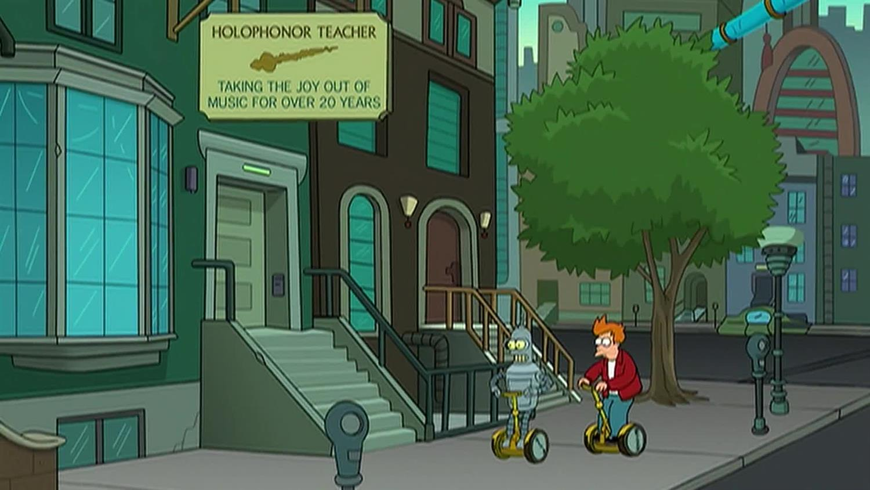 Fry's Recital