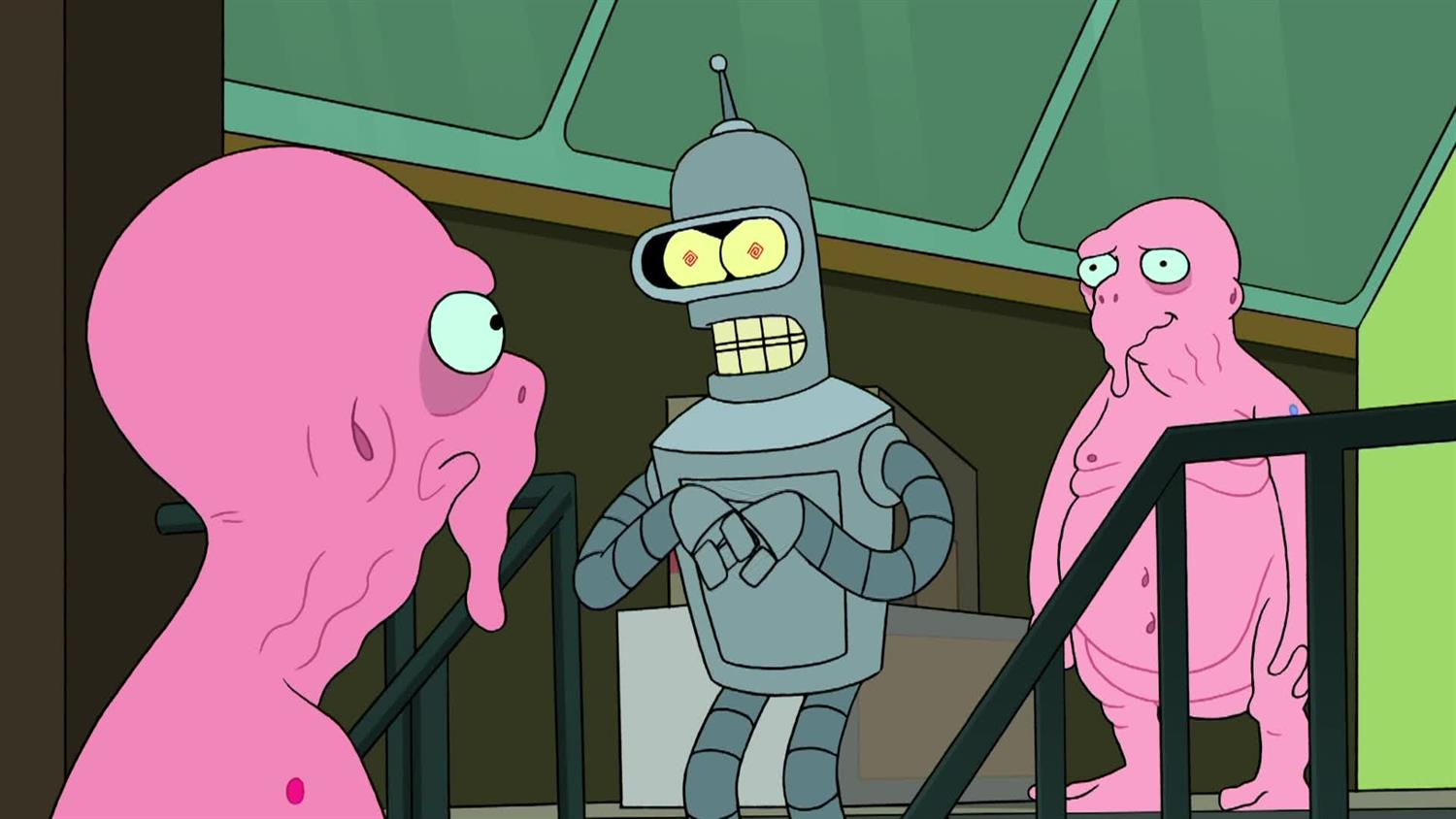 Bender the Thief