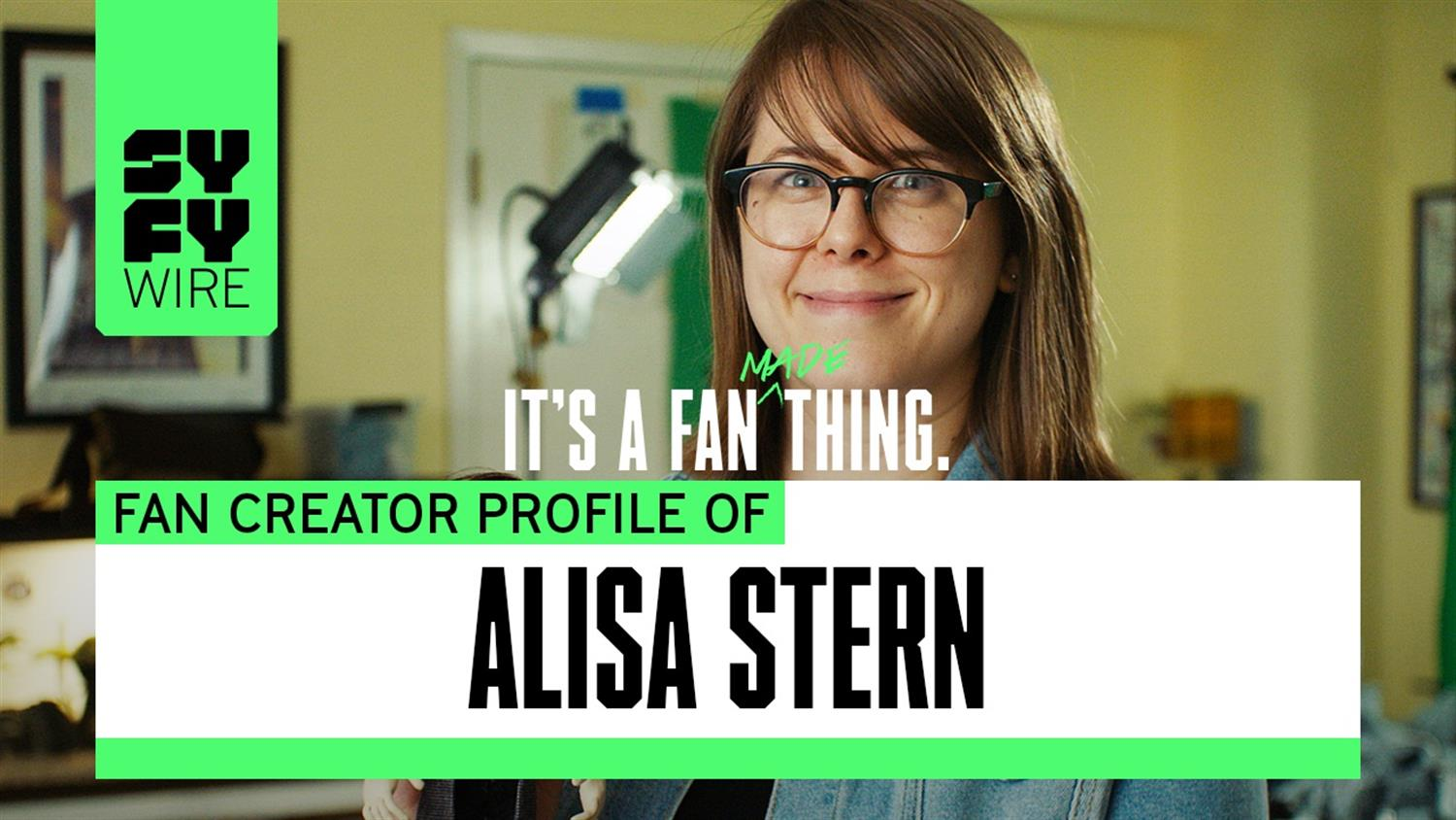 Doctor Who – With Puppets: Alisa Stern's Story (SYFY WIRE Fan Creators)