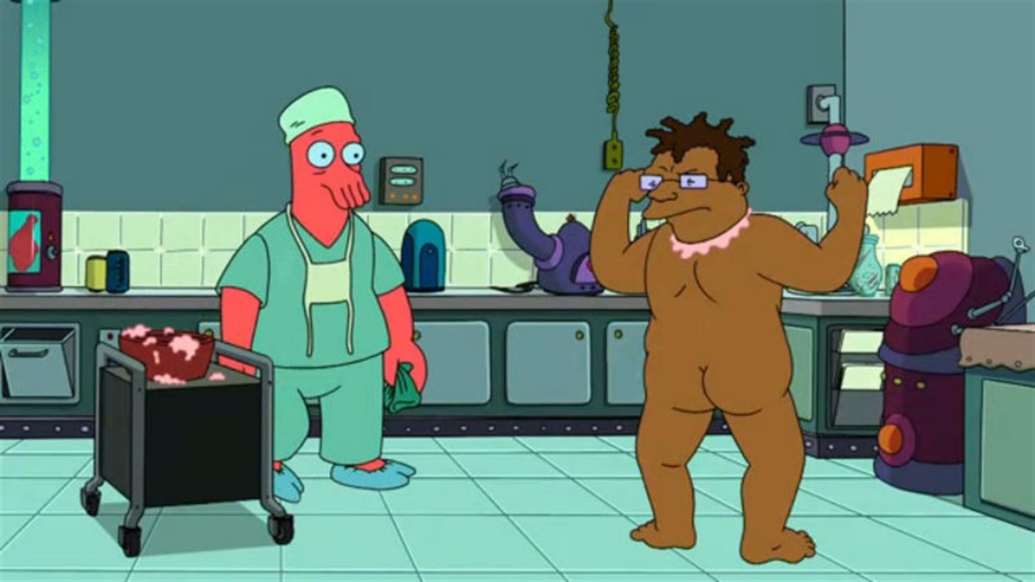 Zoidberg the Surgeon