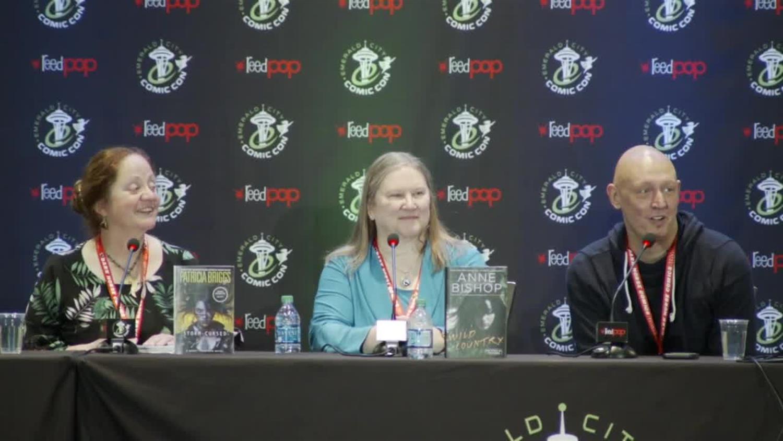 Anne Bishop & Patricia Briggs Spotlight (ECCC 2019)