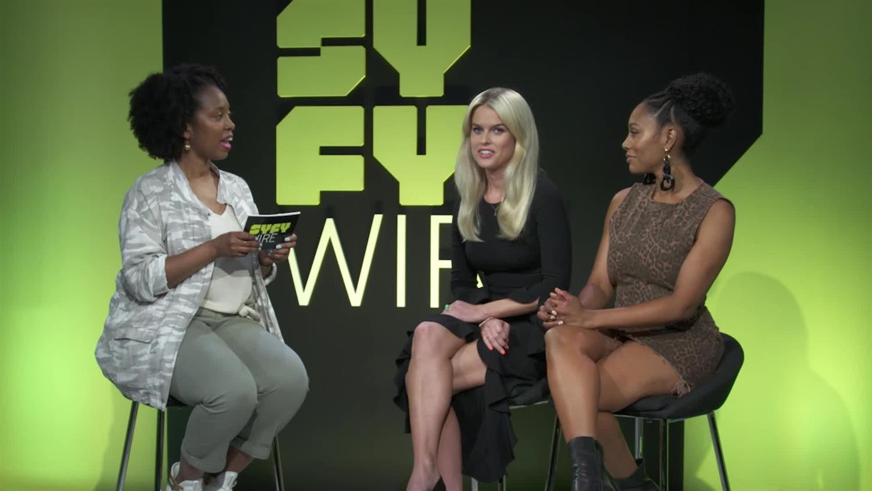 Iron's Fist's Typhoid Mary vs. Misty Knight in Season 2 | SYFY WIRE