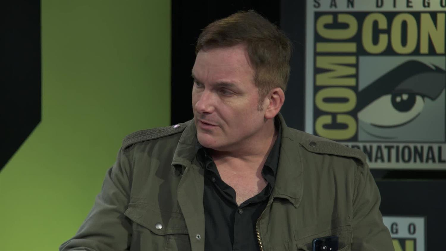 Shane Black on Easter Eggs in 2018's The Predator | SYFY WIRE