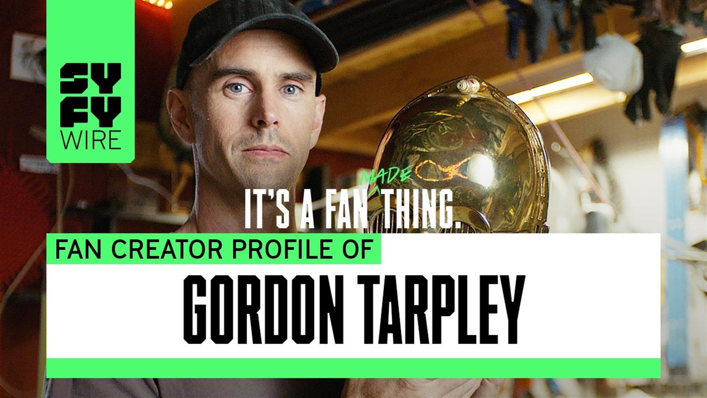 C3PO Is Just Like George Clooney: Gordon Tarpley's Story (SYFY WIRE Fan Creators)
