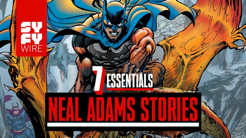 7 Essential Neal Adams Stories