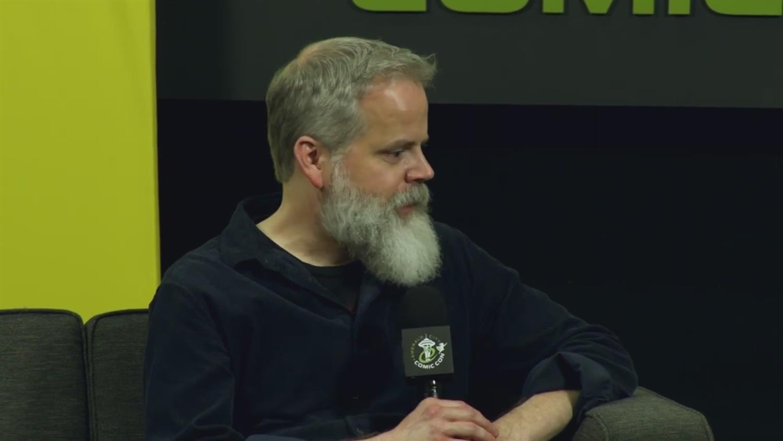 Chris Roberson's Hellboy Origin Story (ECCC 2019)