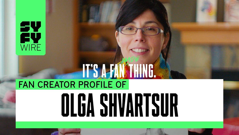 Animaniacs Opened A Whole New World: Olga Shvartsur's Story (SYFY WIRE Fan Creators)