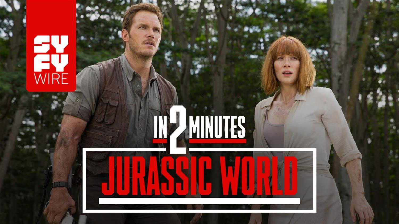 Jurassic World in 2 Minutes