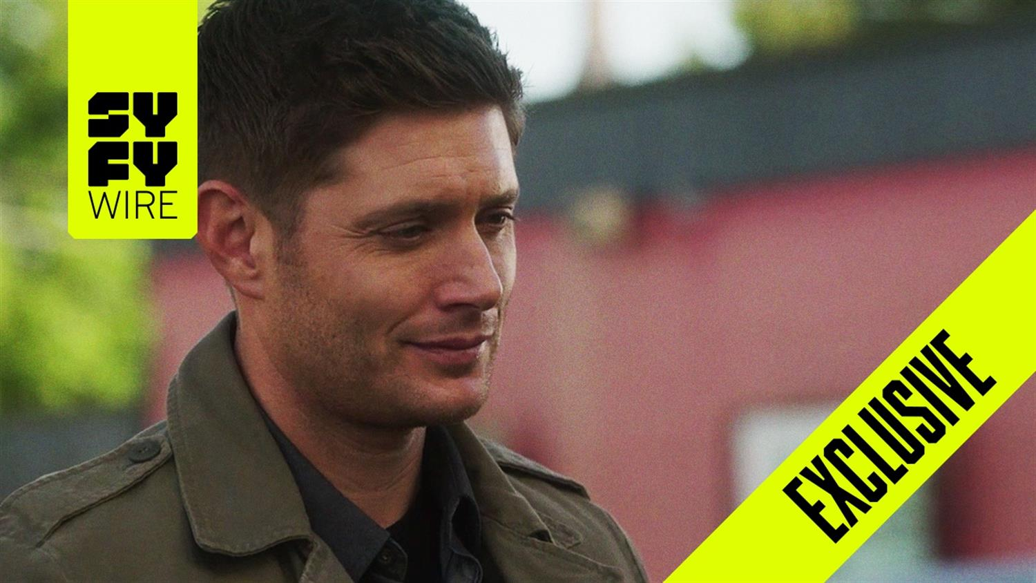 Dean Winchester Makes Father Proud - Supernatural Season 13 Exclusive