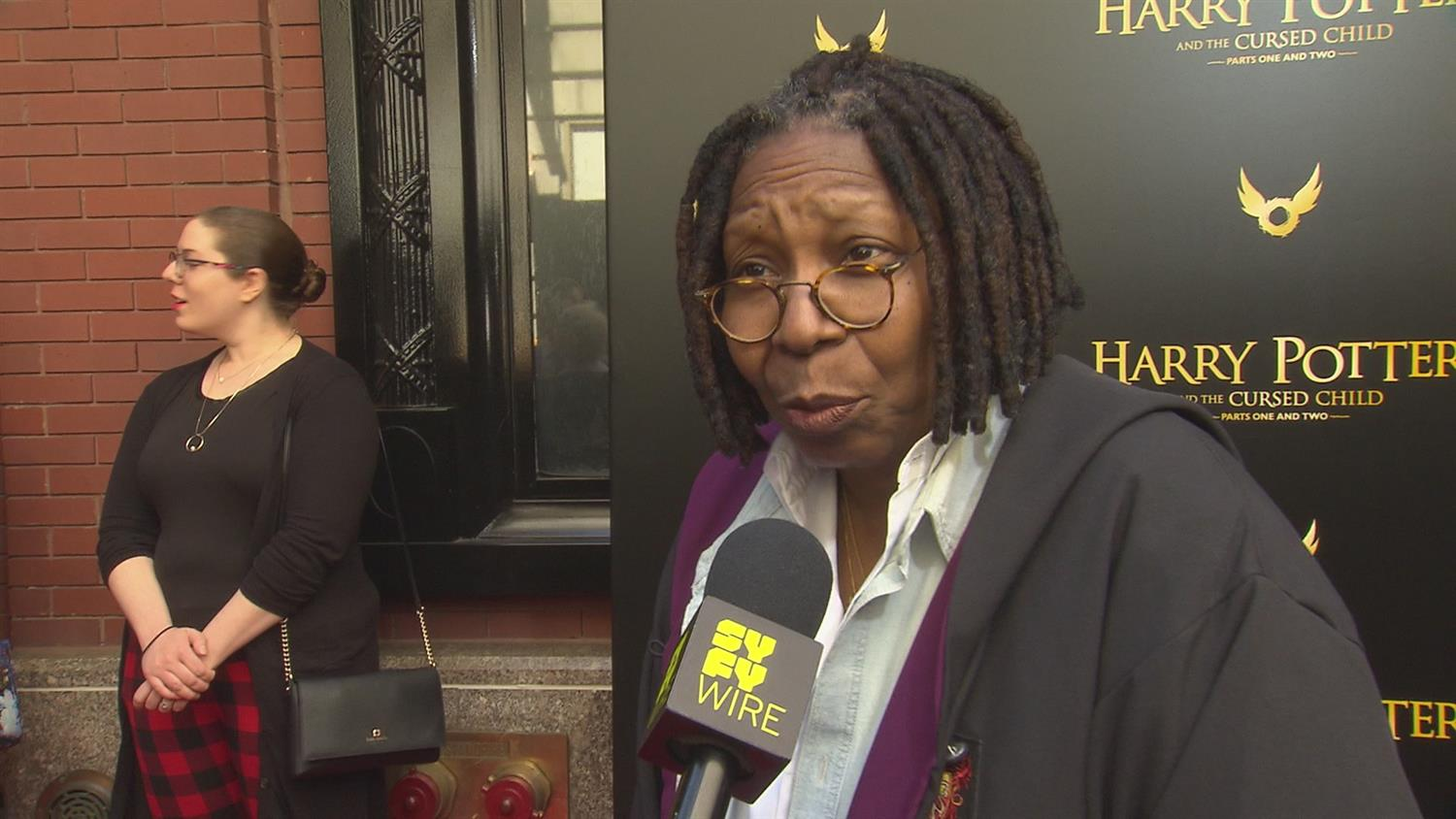 Harry Potter: Whoopi, Ezra Miller, Glenn Close and Others On When They Became Fans